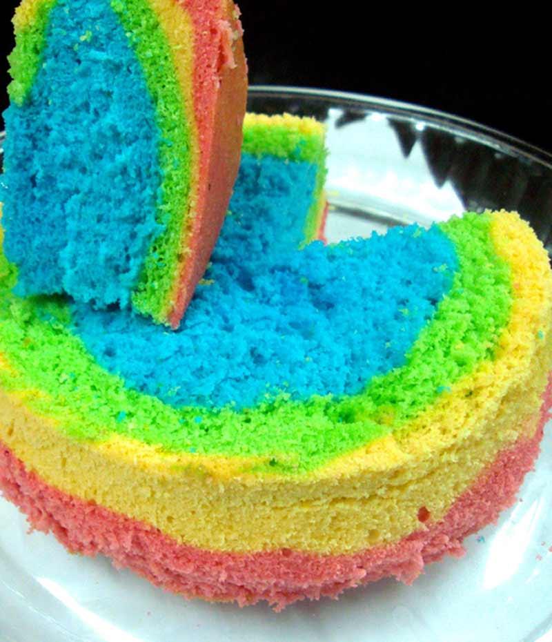 Rainbow Cake Artinya : The Rainbow Cake Trumatter