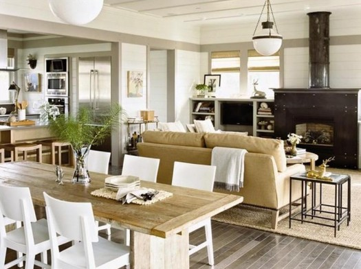 Coastal home decor ideas trumatter for Classic beach house designs