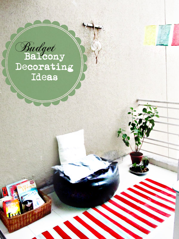 Balcony decorating ideas | Trumatter