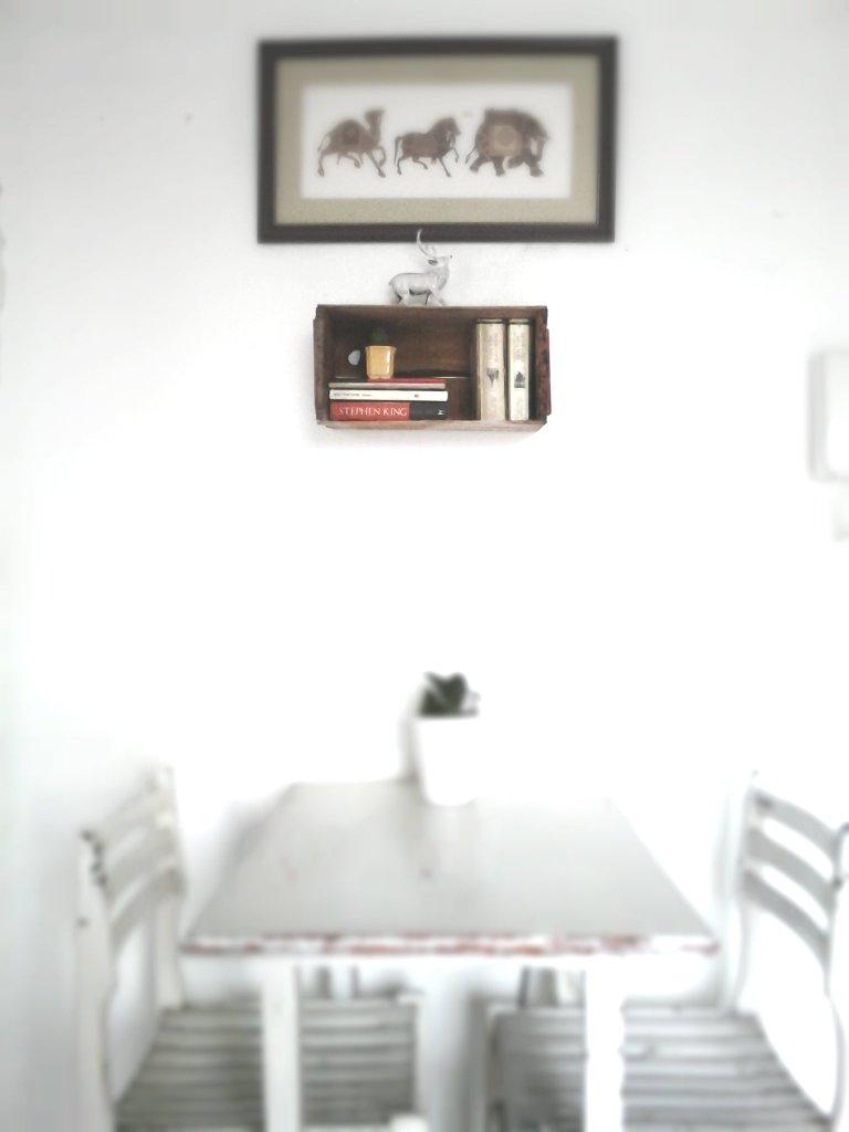 DIY Crate Bk Shelf 2
